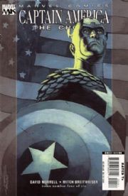 Captain America The Chosen #4 (2007) Marvel comic book